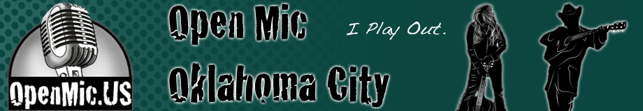 Open Mic Oklahoma City